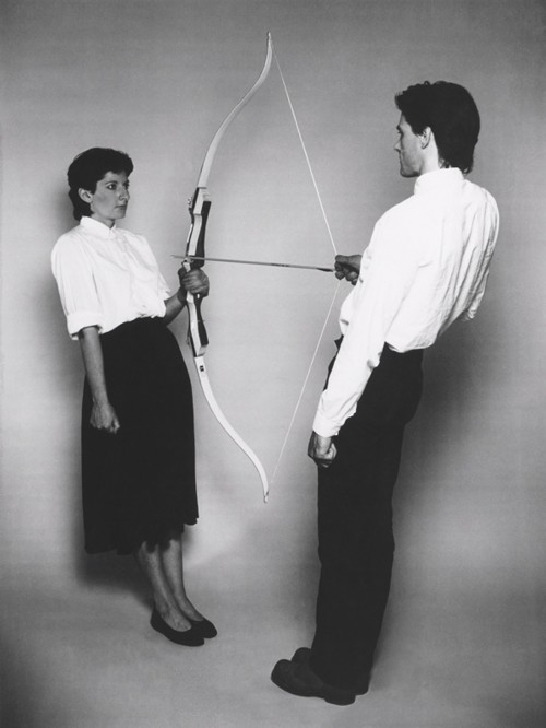 Marina Abramovic The Star